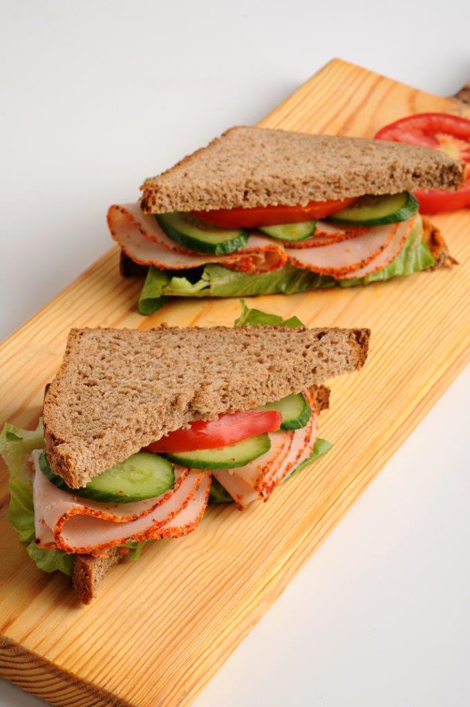 סנדוויץ בריאות משולש