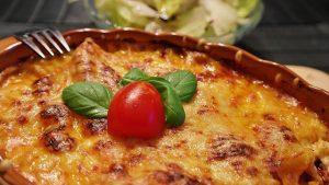 מתכון ללזניה חלבית מדהימה ב5 שלבים בלבד לארוחת ערב או אירוח מושלם !